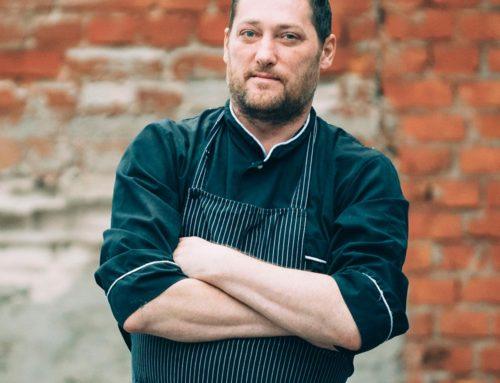 Знакомьтесь, шеф-повар Сергей, который готовит для вас!