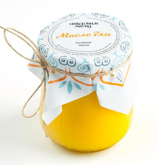 Масло гхи (без специй)