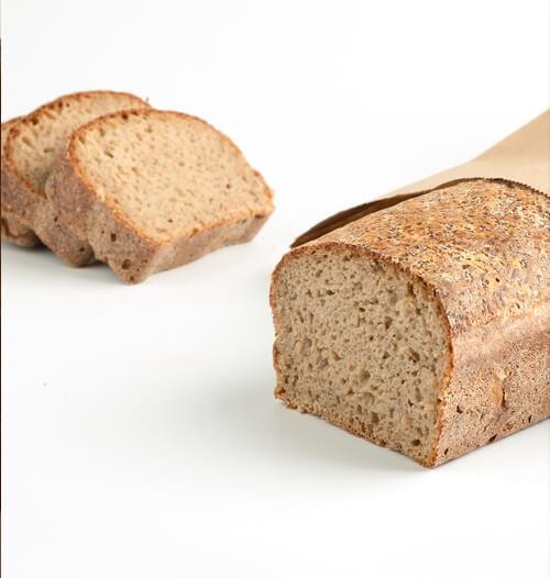 Хлеб на закваске (серый)